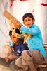 Iraq Kurdistan 20130913<br /> Boys playing war games at the Domz refugee camp in Kurdistan <br /> Photo Maria Langen / Sverredal & Langen AB
