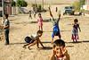 Iraq Kurdistan 20130913<br /> Boys playing at the Domz refugee camp in Kurdistan <br /> Photo Maria Langen / Sverredal & Langen AB