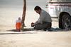 Iraq Kurdistan 20130916<br /> Man in a small villigage in Kurdistan<br /> Photo Maria Langen / Sverredal & Langen AB