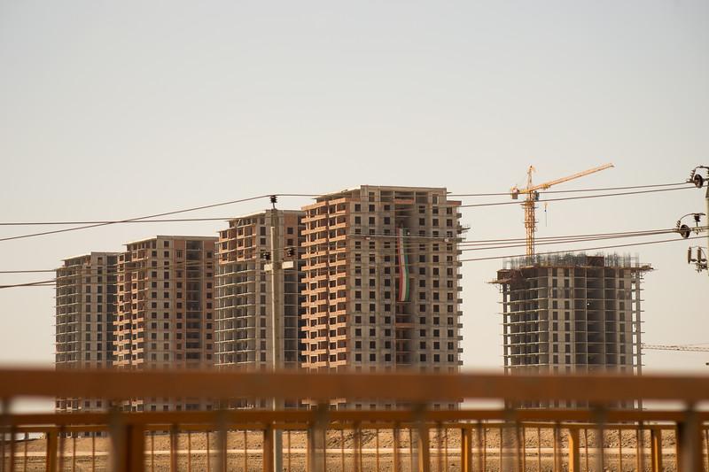 Kurdistan Erbil 20130916<br /> Construction work in the Erbil area in Kurdistan<br /> Photo Maria Langen / Sverredal & Langen AB