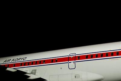 AIR KORYO AIRCRAFT