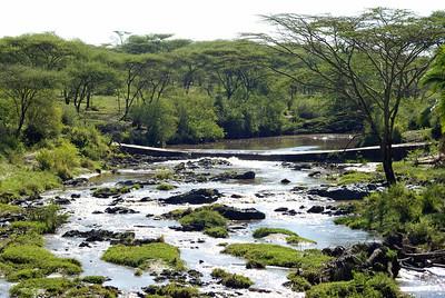 TANZANIA 2007-12-15 Road in Tanzania Photo Maria Langen / Sverredal & Langen AB