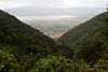 NGORONGORO 2007-12-13<br /> Ngorongoro crater in Tanzania<br /> Photo Maria Langen / Sverredal & Langen AB