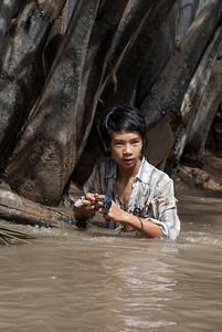 MEKONG 2010-01-01  Mekong delta life in Vietnam Photo Maria Langen / Sverredal & Langen AB