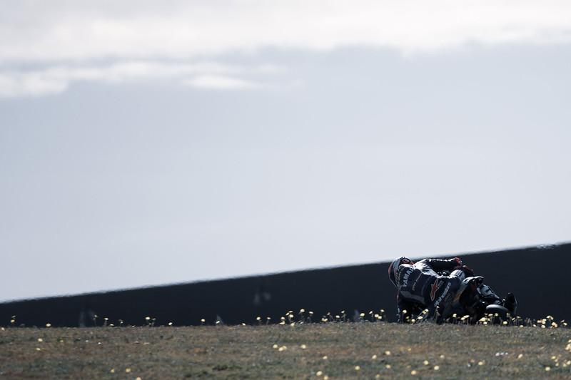 Loris Baz Tests the Ten Kate Yamaha WorldSBK machine in 2020