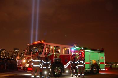 W T C  Lights 9-11-07 037