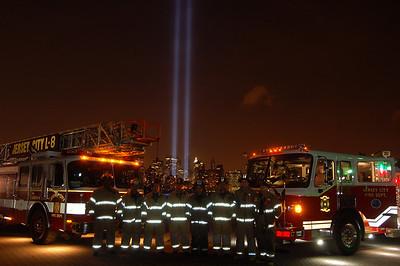 W T C  Lights 9-11-07 047