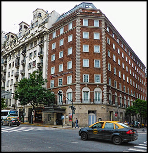 The Lancaster Hotel, Buenos Aires, Argentina - 2016.