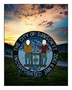 Dawson City, Yukon Territory, Canada - 2002.