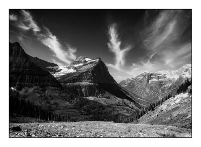 Jasper To Banff, Alberta - Canada Over The Years.