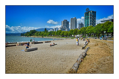 Vancouver, British Columbia - Canada Over The Years.