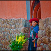 Chinchero, The Sacred Valley, Peru - 2017.