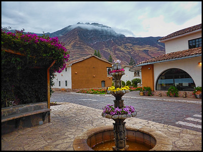 Yucay, The Sacred Valley, Peru - 2017.