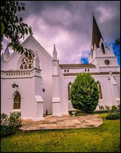 Stellenbosch, South Africa – 2017.