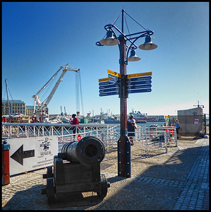 V & A Waterfont, Cape Town, South Africa – 2017.