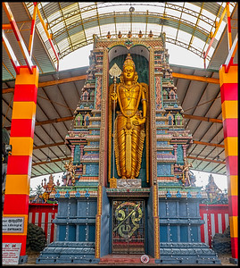 Murugan Temple, Puttalam, Sri Lanka - 2019.
