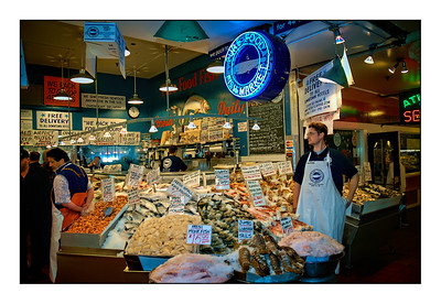 Seattle, Washington State, USA - 2007.