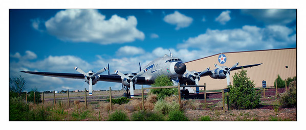 Planes Of Fame Air Museum, Williams, Arizona, USA - 2007.