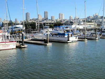 Fisherman's Wharf, San Francisco - California, USA - 2010.