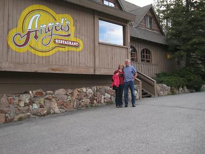 Angels Bar & Grill, Mammoth Mountain Ski Resort, California, USA - 2010.