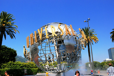 Universal Studios, Hollywood, California, USA - 2010.