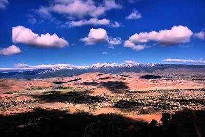 Sierra Nevada's, Nevada, USA - 2011.