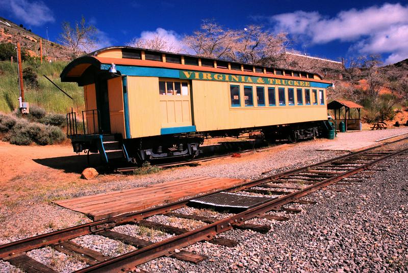 Virginia City, Nevada, USA - 2011.