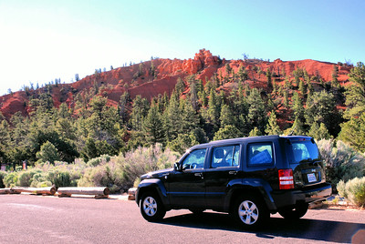 Red Canyon, Utah, USA - 2011.