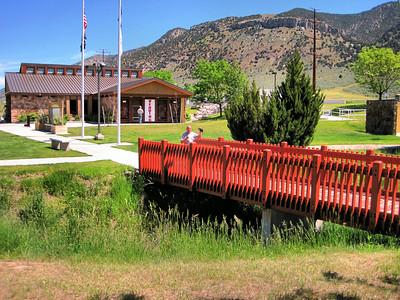 Idaho Visitors Centre, Idaho, USA - 2011.