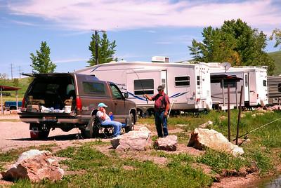 Devils Creek, Idaho, USA - 2011.