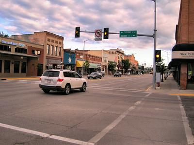 Kalispell, Montana, USA - 2011.
