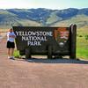 Yellowstone National Park, USA - 2011.
