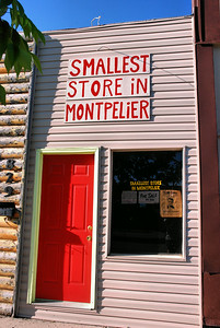 Montpelier, Idaho, USA - 2011.