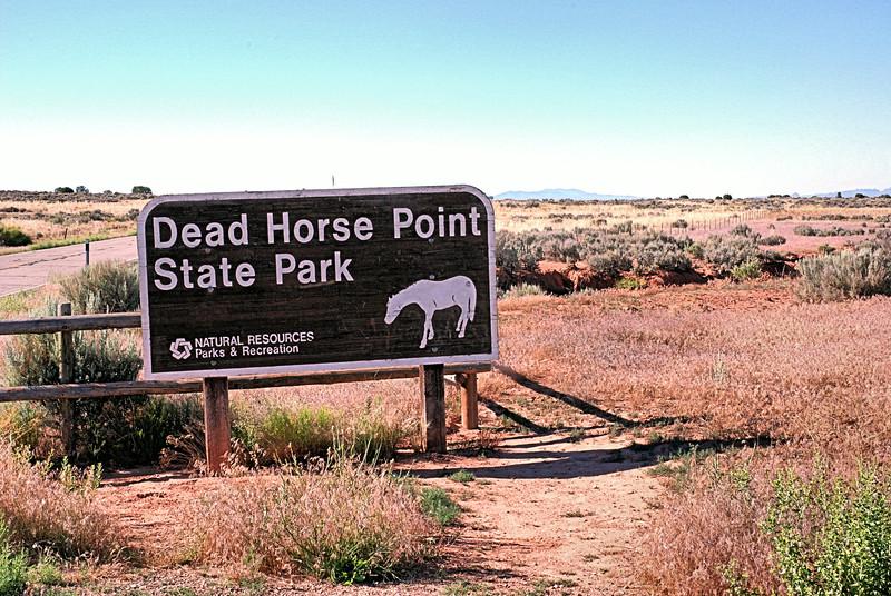 Dead Horse Point State Park, Utah, USA - 2011.