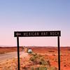 Mexican Hat Rock, Utah, USA - 2011.