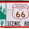 Seligman, Old Route 66, Arizona, USA - 2011.