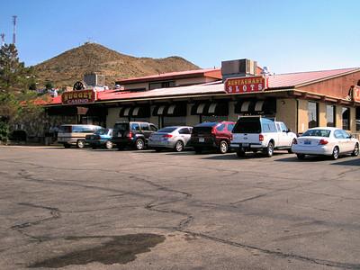 Nugget Casino, Searchlight, Nevada, USA -2011.