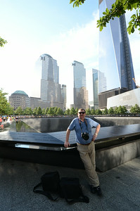 National 9 -11 Memorial, New York City, New York, USA - 2012.