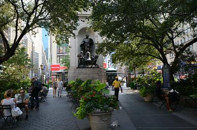 New York City, New York, USA - 2012.