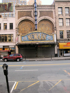 Newark, New Jersey, USA -  2012.