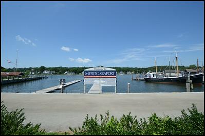 Mystic Seaport, Connecticut, USA - 2012.