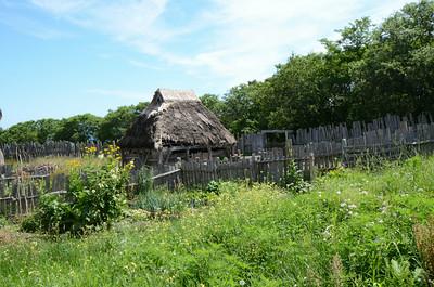 Plimoth Plantation, Plymouth, Massachusetts, USA - 2012.