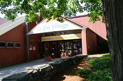 Old Sturbridge Village, Massachusetts, USA - 2012.