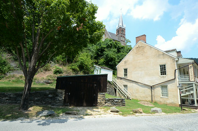 Harpers Ferry National Historical Park, West Virginia, USA - 2012.