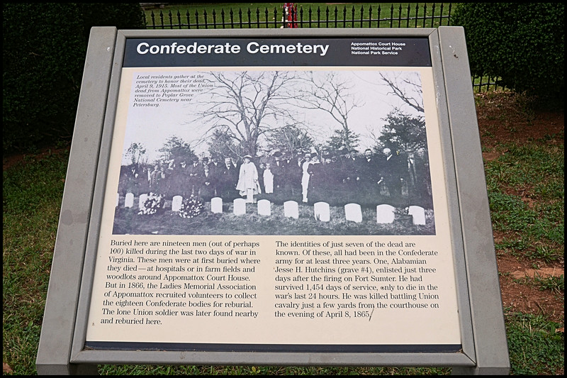 Appomattox Court House National Historical Park, Virginia, USA - 2012.