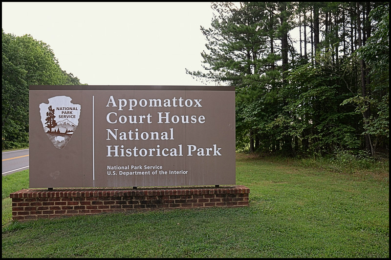 Appomattox Court House National Historical Park, Virginia, USA - 2012.