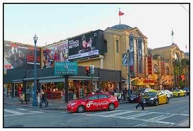 San Francisco, California, USA - 2015.