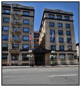 Mark Spencer Hotel, Portland, Oregon, USA - 2015.