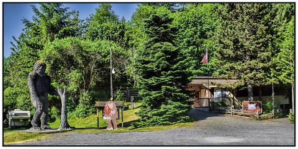 Washington State, USA - 2015.