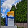 Peace Arch Provincial Park, British Columbia, Canada - 2015.
